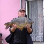 Balogh úrtól egy 10kg ponty 2008.09.14